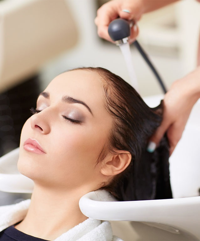 Gội đầu & Chăm sóc tóc